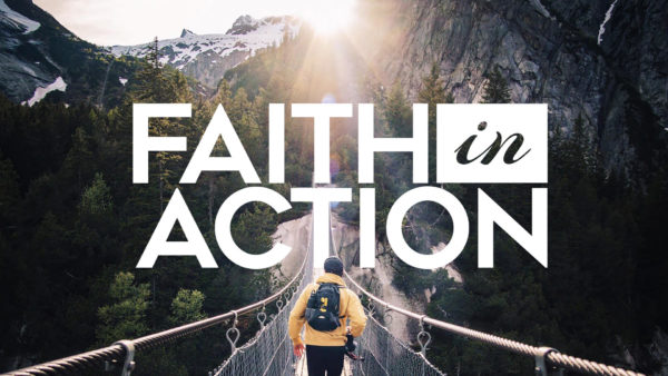 Faith in Action: Faith on the Mountains and in the Valleys Image