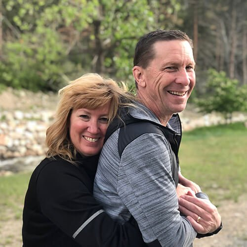 Kevin and Cindy McGinley